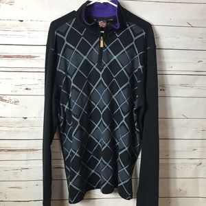 🔔Point Zero Half ZIP Pullover